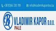 VLADIMIR KAPOR d.o.o. Pale